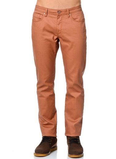 Kip Klasik Pantolon Mercan